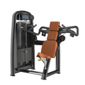 Land Fitness shoulder press