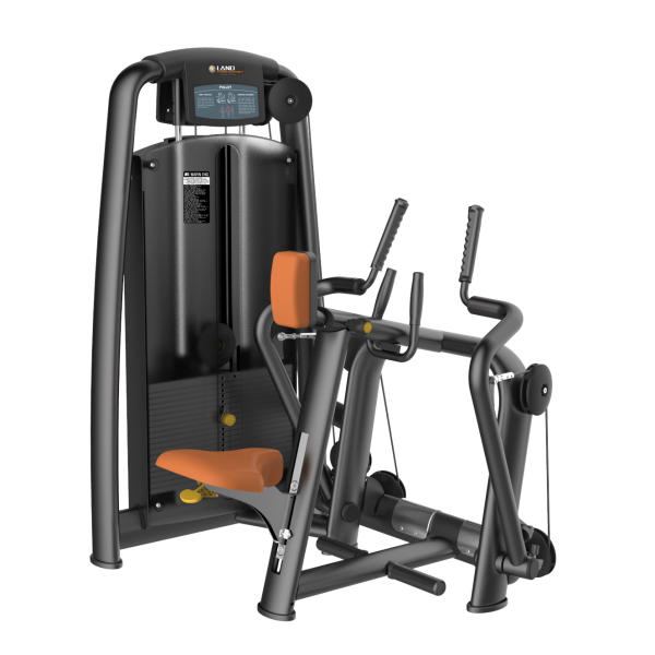 Land Fitness low row