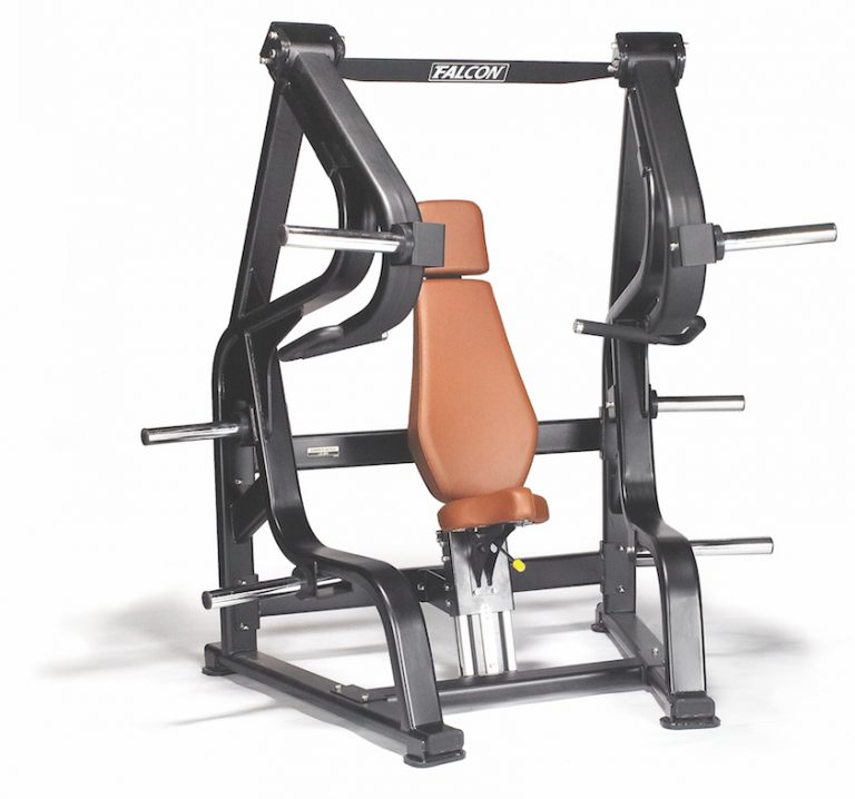 Chest press plate load