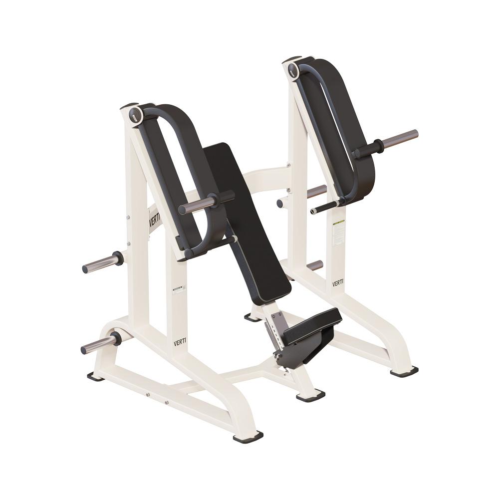 Køb Verti Plate Load Chest Press Inter Atletika CK Fitness