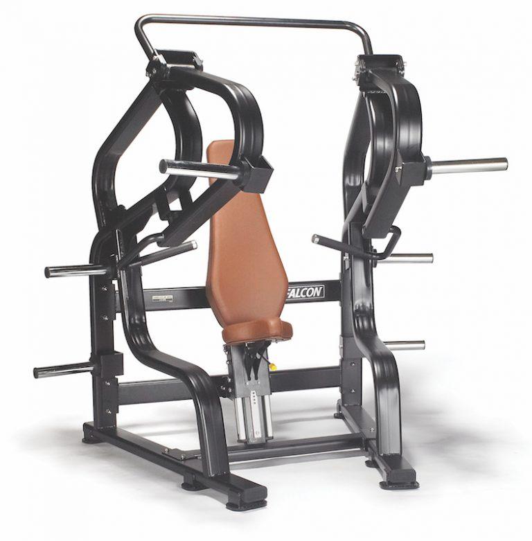 decline chest press