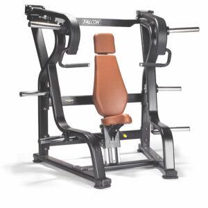 Incline chest press