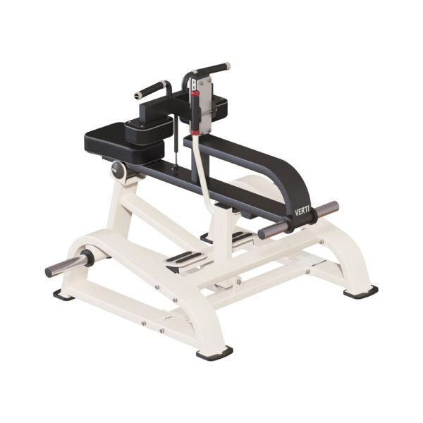 Plate Load maskiner, CK Fitness, Verti Line Calf machine, styrketræningsmaskiner.