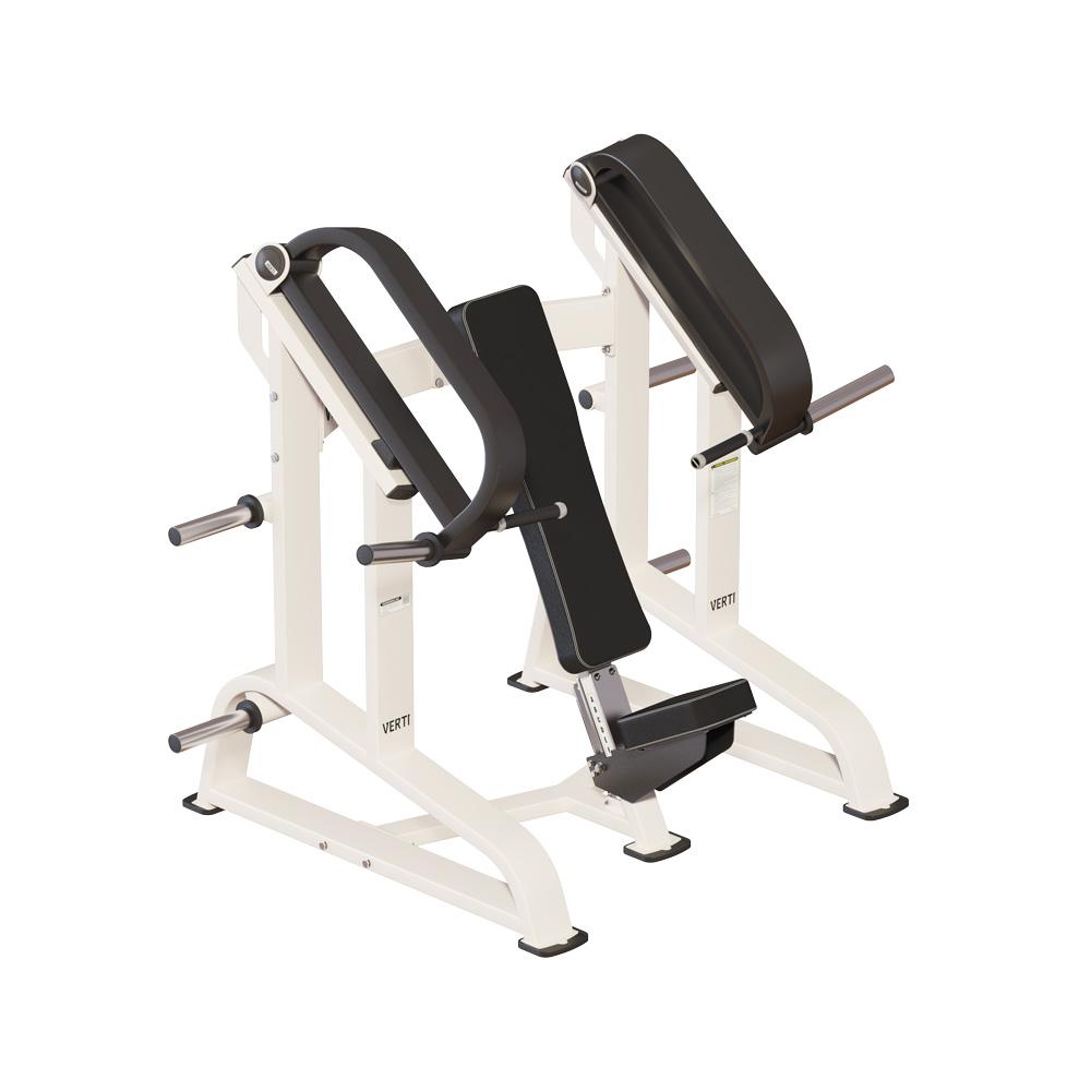 Verti Plate Load Incline Chest Press Inter Atletika, CK Fitness