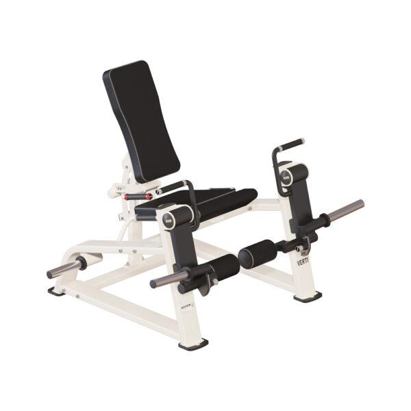 Verti Line Leg extension, plate load maskiner, styrketræning, CK Fitness