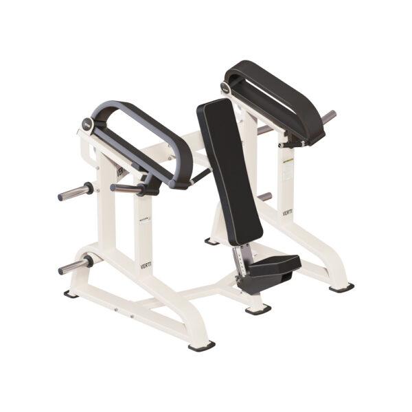 Verti Line Shoulder Press, CK Fitness, styrketræningsmaskiner, Inter Atletika.