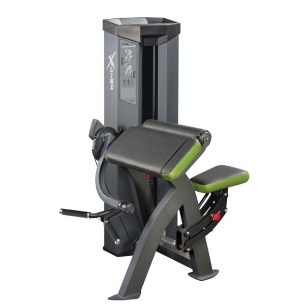 x-line biceps machine