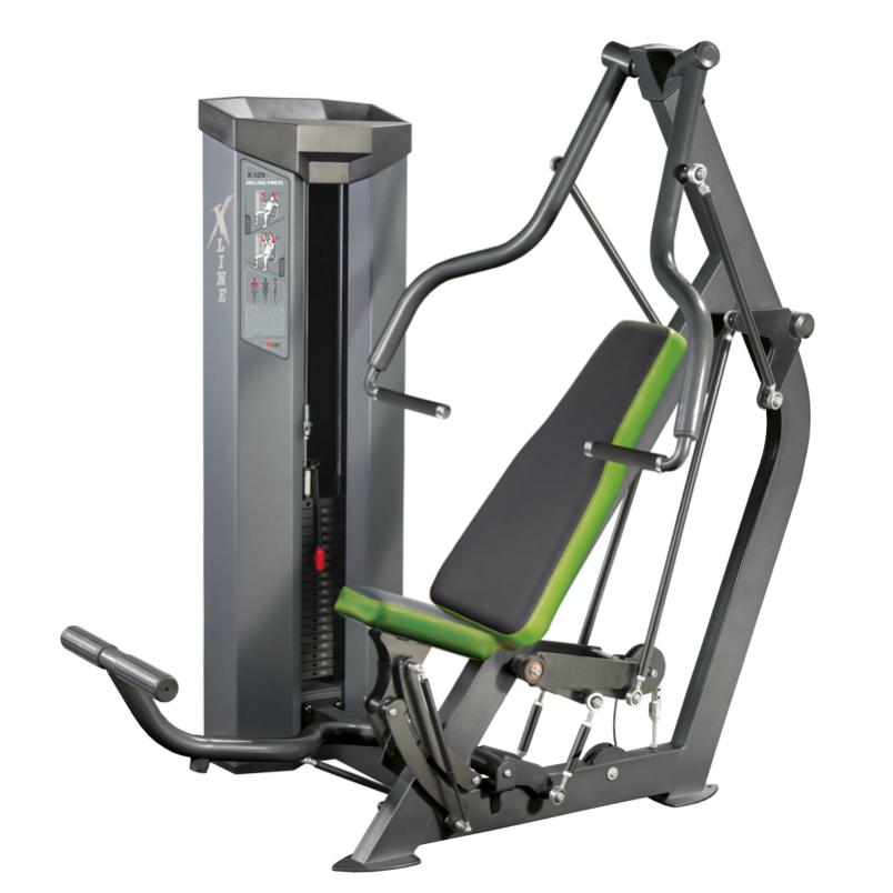 x-line chest press